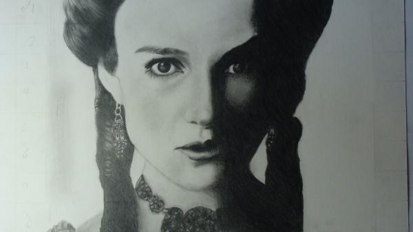 Keira Knightley by HeatherFeather